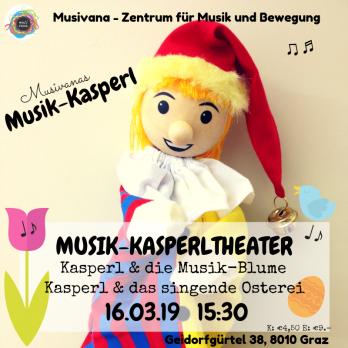 Musik Kasperl Musivana