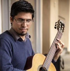 José Maria Obeso Gitarre Musivana
