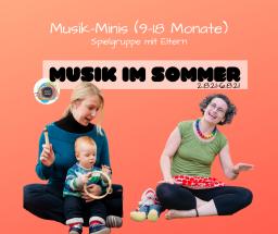 Musik Im Sommer Musik Minis Musivana
