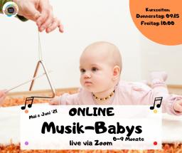 Musik Babys Online