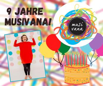9 Jahre Musivana!!!!