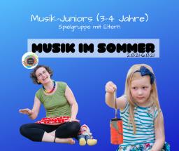 Musik Im Sommer Musik Juniors Musivana