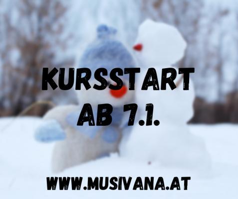 Kursstart Ab 16.9.