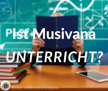 Blog Ist Musivana Unterricht