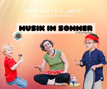 Musik Im Sommer Musikland Musivana
